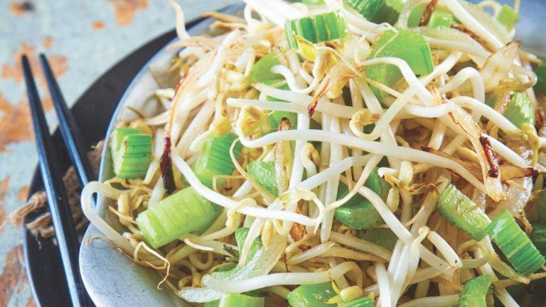 Comida china: origen del chop suey