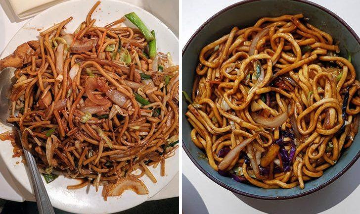 Diferencias entre las comidas Lo Mein y Chow Mein