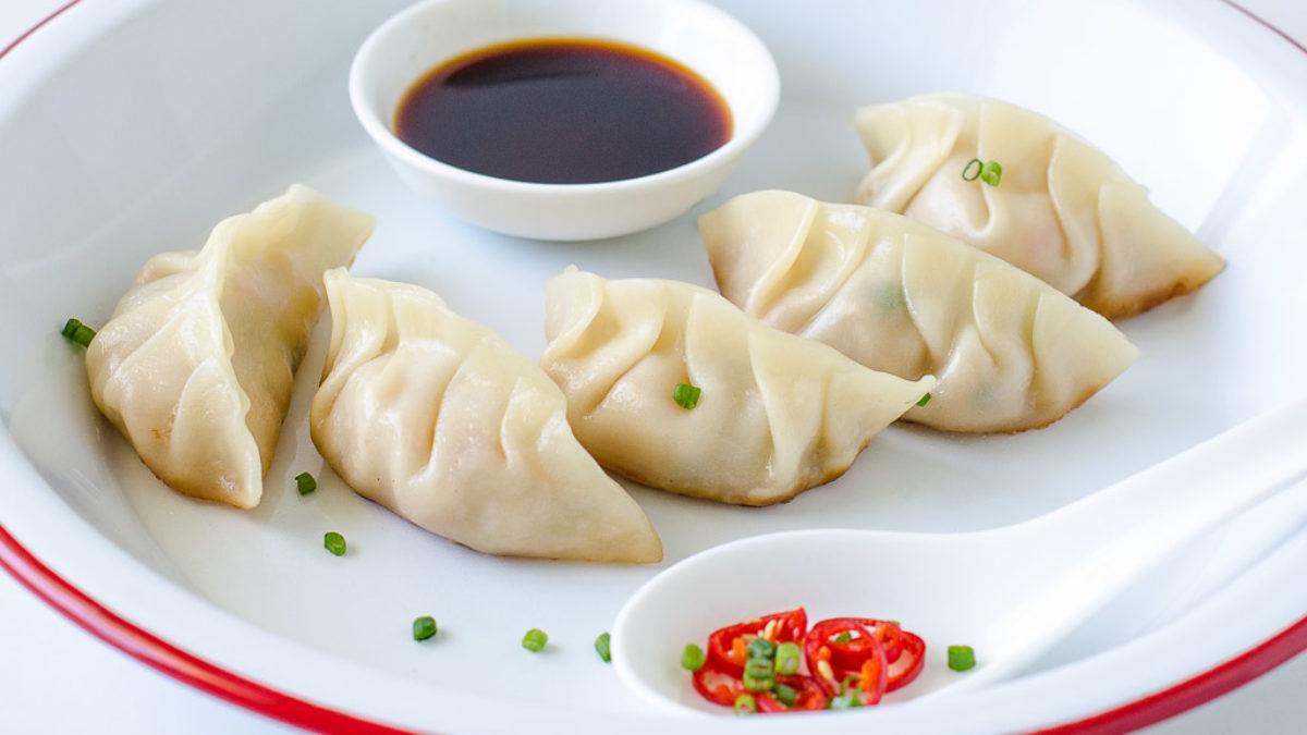 los dumplings chinos 1