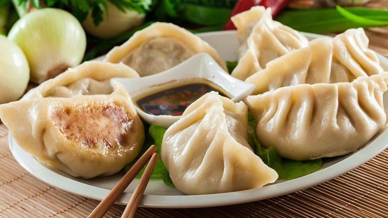 La historia de los dumplings