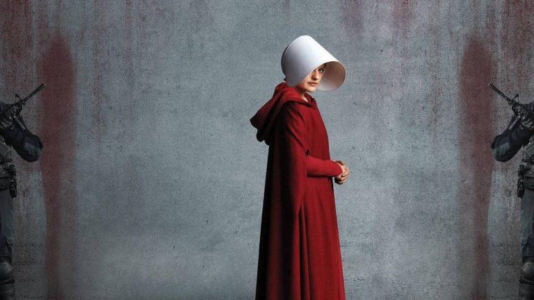 June protagonista de The handmaid's tale